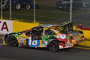 NASCAR Cup Breaking news Kyle Busch and Joey Logano exit All-Star Race early at Charlotte