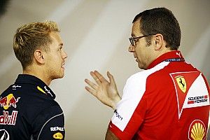 Formula 1 Breaking news Domenicali says he quit F1 and called Vettel