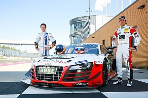 GT Breaking news World Rally Champion in Audi R8 at ADAC GT Masters