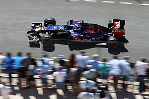 Formula 1 Qualifying report In an awesome qualifying session, Toro Rosso is top ten in Monaco