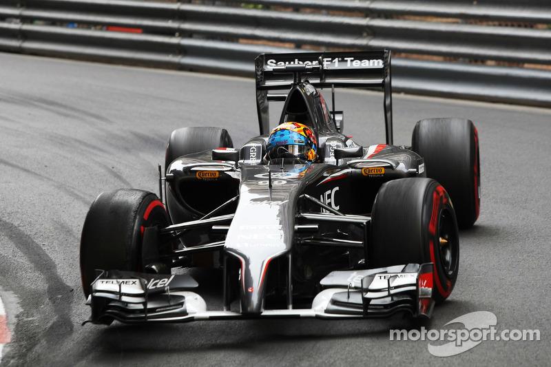 Pointless season 'embarrassing' for Sauber - report