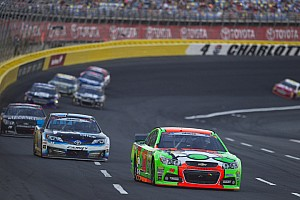 NASCAR Cup Race report Patrick's night at Charlotte goes sour