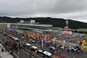 GT Preview Strong entry for Autopolis round of the GT Asia Series