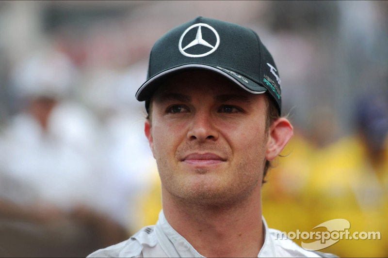 Rosberg 'shocked' by accident that has put two pedestrians in the hospital