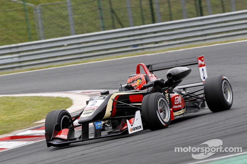 Esteban Ocon takes fourth season victory