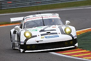 Le Mans Testing report Porsche teams conduct successful Le Mans test