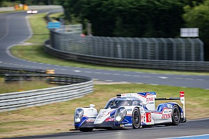 Le Mans Testing report After setting the two fastest times, Toyota is pleased with Le Mans test