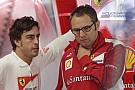 Ferrari's F1 past and 'future' meet at MotoGP