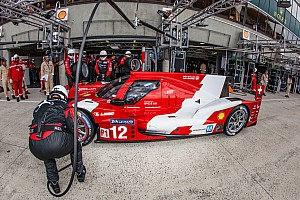 Le Mans Testing report Mixed experiences for Rebellion Racing during Le Mans 24 Hours Test Day