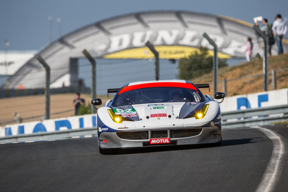 Ram Racing complete successful test at La Sarthe ahead of 24 Hours of Le Mans