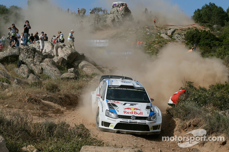 Latvala takes Rally Italia lead after Hanninen rolls his Hyundai
