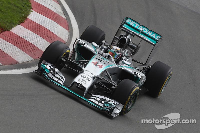 Hamilton quickest in final practice ahead of qualifying