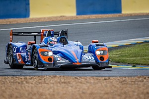 Le Mans Preview Le Mans driver Nelson Panciatici is prepared for the 24