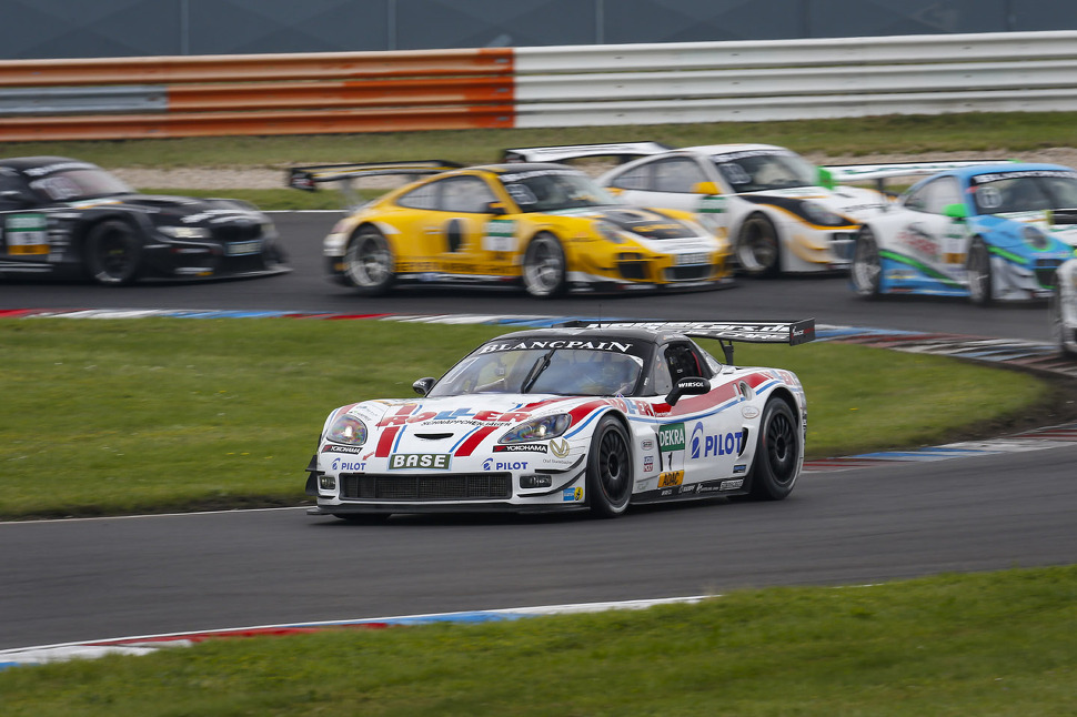 A solid weekend at the Red Bull Ring for Corvette driver Oliver Gavin