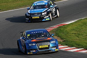 BTCC Race report Robb 'Hollywood' Holland draws many positives from Oulton Park