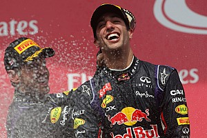 Formula 1 Breaking news Even 2014 title may not be beyond Ricciardo