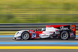 Le Mans Qualifying report Sebastien Loeb Racing starting 24 Hours from 11th