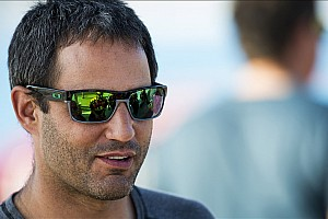 NASCAR Cup Interview Montoya embraces Team Penske opportunity at Michigan