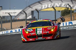 Le Mans Race report Fisichella wins 24 Hours of Le Mans, Corvette Racing Second