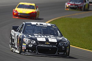 NASCAR Cup Analysis Chevy Show: Jimmie Johnson breaks through at Michigan