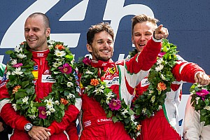 Le Mans Race report Le Mans 24 Hours: Victory for the number 51 Ferrari