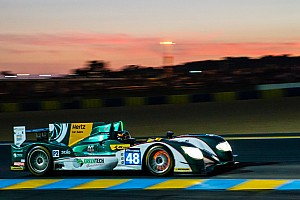 Le Mans Race report Karun Chandhok and Murphy Prototypes forced to retire from the 24 Hours of Le Mans
