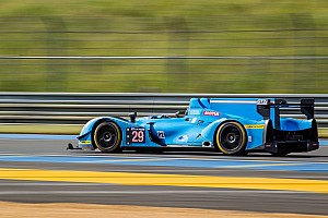 Le Mans Race report Pegasus Racing sees the chequer at Le Mans!
