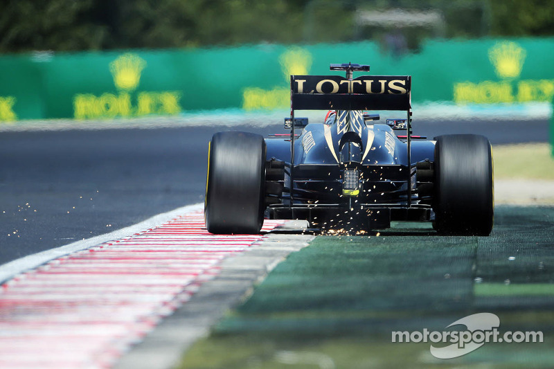 F1 to create 'sparks' in Austria practice