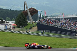 Formula 1 Practice report Red Bull improved during the free practice sessions in Spielberg