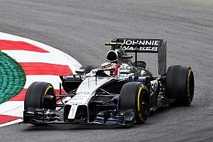 Formula 1 Qualifying report A solid start in the Austrian GP for McLaren's Magnussen