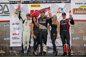 PWC Race report Mike Skeen sweeps PWC rounds at Road America