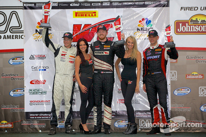 Mike Skeen sweeps PWC rounds at Road America