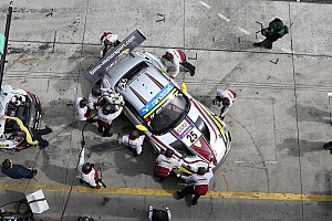 Endurance Race report Cruel luck bites Marc VDS at 24 Hours of Nürburgring