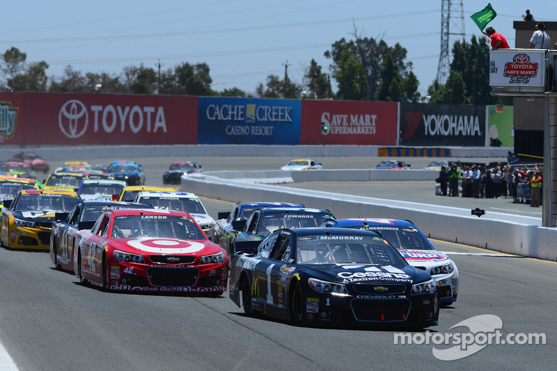 Should a road course be added to the Chase? It's a mixed bag