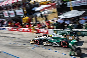 IndyCar Special feature Can Ed Carpenter Racing sweep Texas?