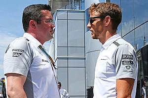 Formula 1 Breaking news McLaren 'needs a change' with Honda - Button