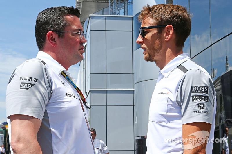 McLaren 'needs a change' with Honda - Button