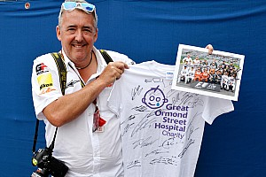 Formula 1 Special feature Mark Sutton to support StarCards F1 charity auction