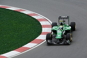 Formula 1 Breaking news F1 paddock 'puzzles over' Caterham sale