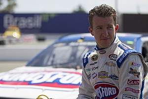 NASCAR Cup Preview JTG Daugherty driver Allmendinger likes the big tracks