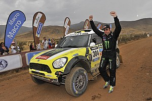 Dakar Preview Roma, MINI ALL4 Racing ready for the next challenge