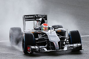 Formula 1 Qualifying report Sauber's Sutil classified 16th for tomorrow's British GP