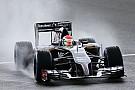 Sauber's Sutil classified 16th for tomorrow's British GP
