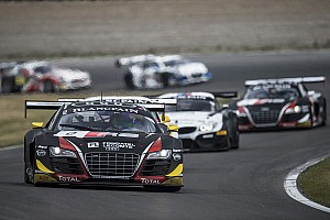 Blancpain Sprint Race report René Rast and Enzo Ide take win in spectacular main race