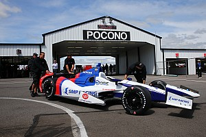 IndyCar Interview Pagenaud and Aleshin have momentum on their side heading into Iowa