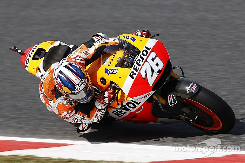 Pedrosa signs for two more years in MotoGP with Repsol Honda