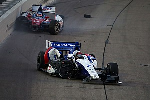 IndyCar Analysis Iowa rookie recap