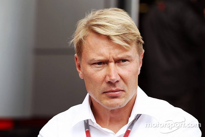 Raikkonen retirement talk 'not smart' - Hakkinen