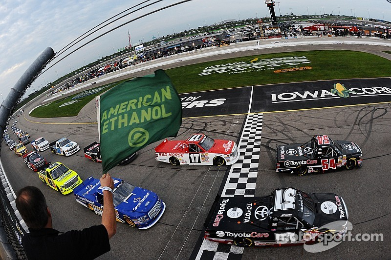 No. 51 Camping World Truck Series Kyle Busch Motorsports team penalized