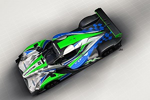 European Le Mans Breaking news The ACO presents the new LM P3